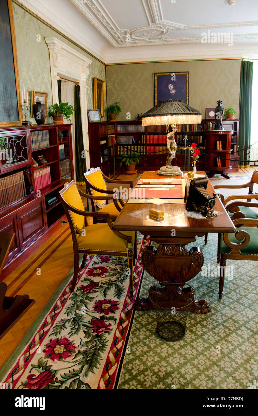 New York Rochester George Eastman House And International Museum - International home interiors