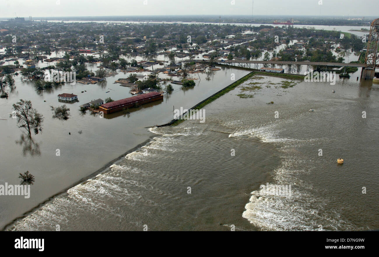 hurricane katrina levee failure Army corps of engineers: 'we've had a catastrophic failure'  orleans by  hurricane katrina and said the levees failed because they were.