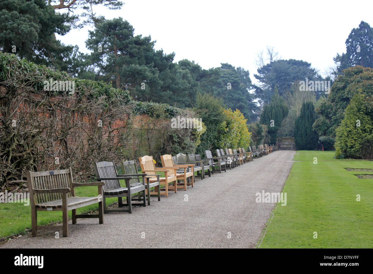 Nonsuch Park, Surrey, England, UK Stock Photo, Royalty ...