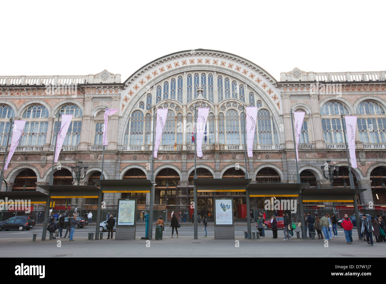 Torino Porta Nuova railway station #