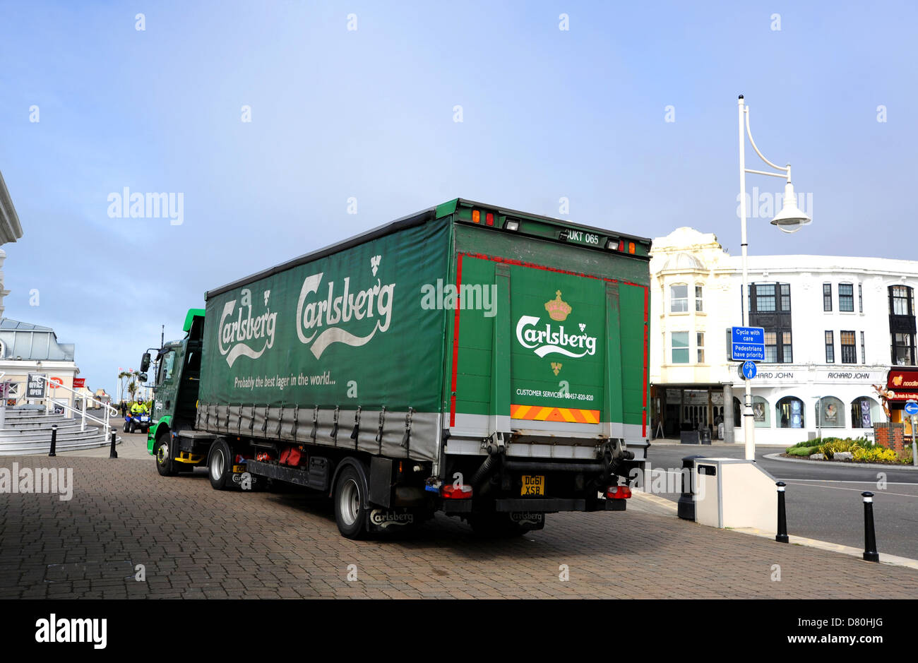 Unusual Delivery Lorry Stock Photos  Delivery Lorry Stock Images  Alamy With Gorgeous Carlsberg Beer Delivery Lorry Worthing Uk  Stock Image With Archaic Garden Obelisk Also Garden Topiary In Addition Iron Garden Gates Uk And Gothic Garden As Well As Covent Garden Tea House Additionally Garden Images Uk From Alamycom With   Gorgeous Delivery Lorry Stock Photos  Delivery Lorry Stock Images  Alamy With Archaic Carlsberg Beer Delivery Lorry Worthing Uk  Stock Image And Unusual Garden Obelisk Also Garden Topiary In Addition Iron Garden Gates Uk From Alamycom