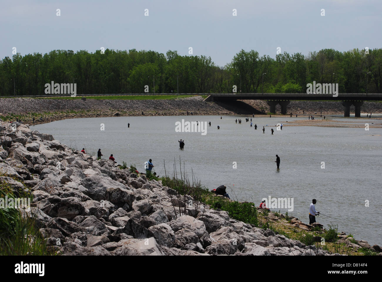 Image gallery sandusky river for Fishing in ohio
