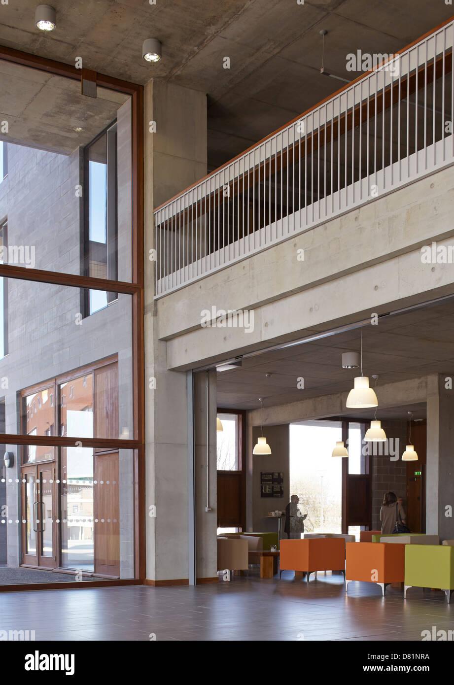 Medical School Building And Student Accommodation University Limerick Ireland Architect Grafton Architects 2012 D