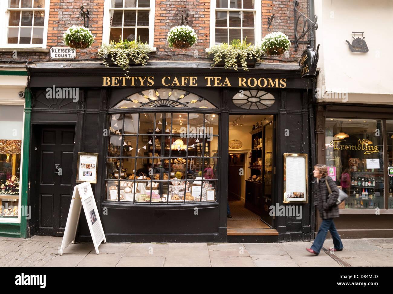 Tea Room Britain