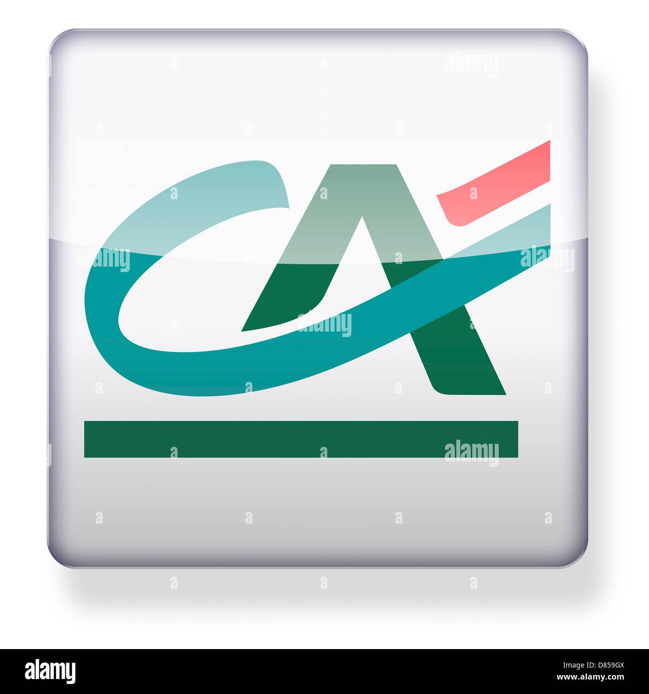 credit agricole logo wwwimgkidcom the image kid has it