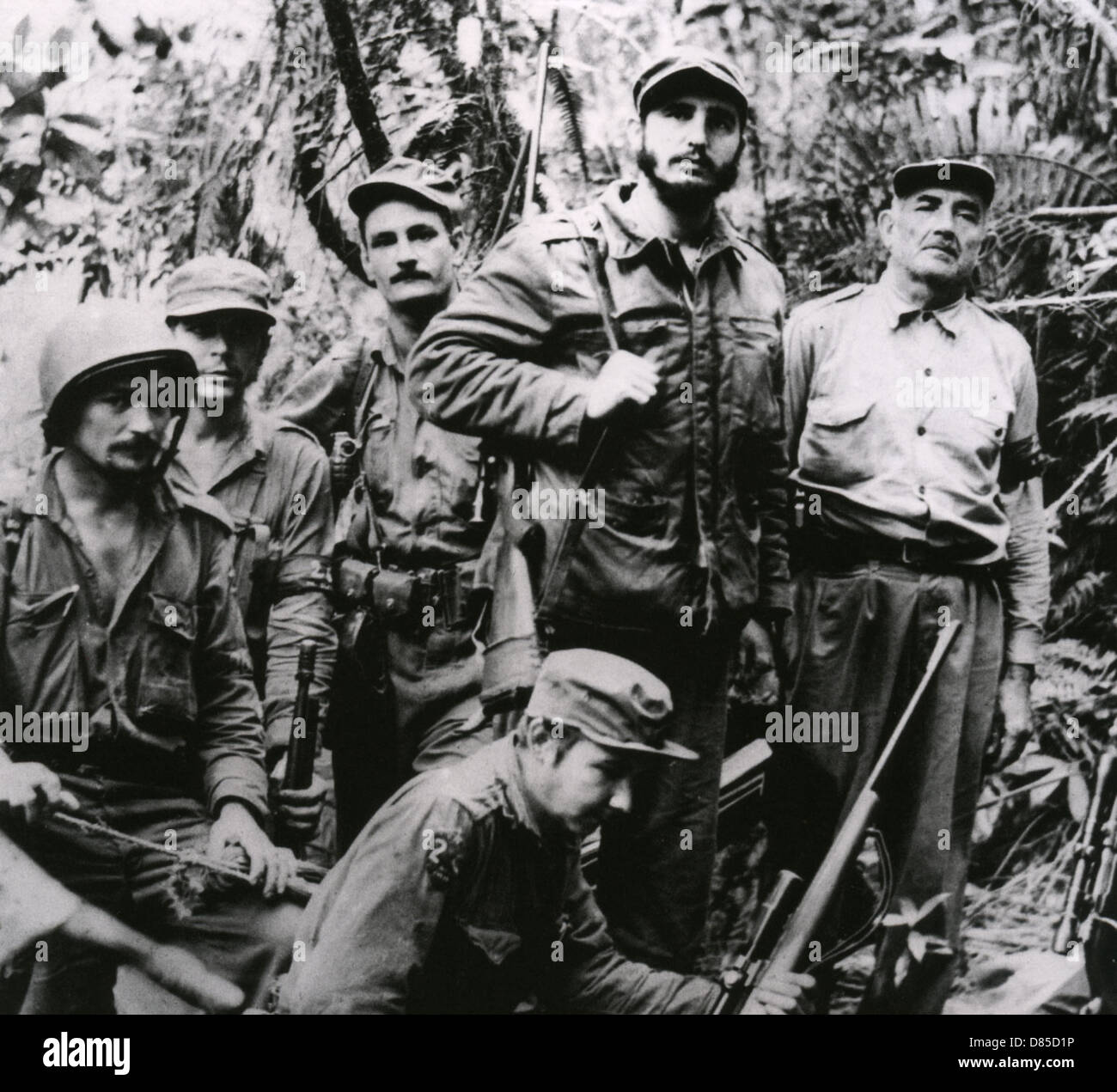 the early life and rise of fidel castro Fidel castro (1926-) president of cuba, communist revolutionary, and implacable foe of us foreign policy, fidel castro began his life on a sugar plantation in.