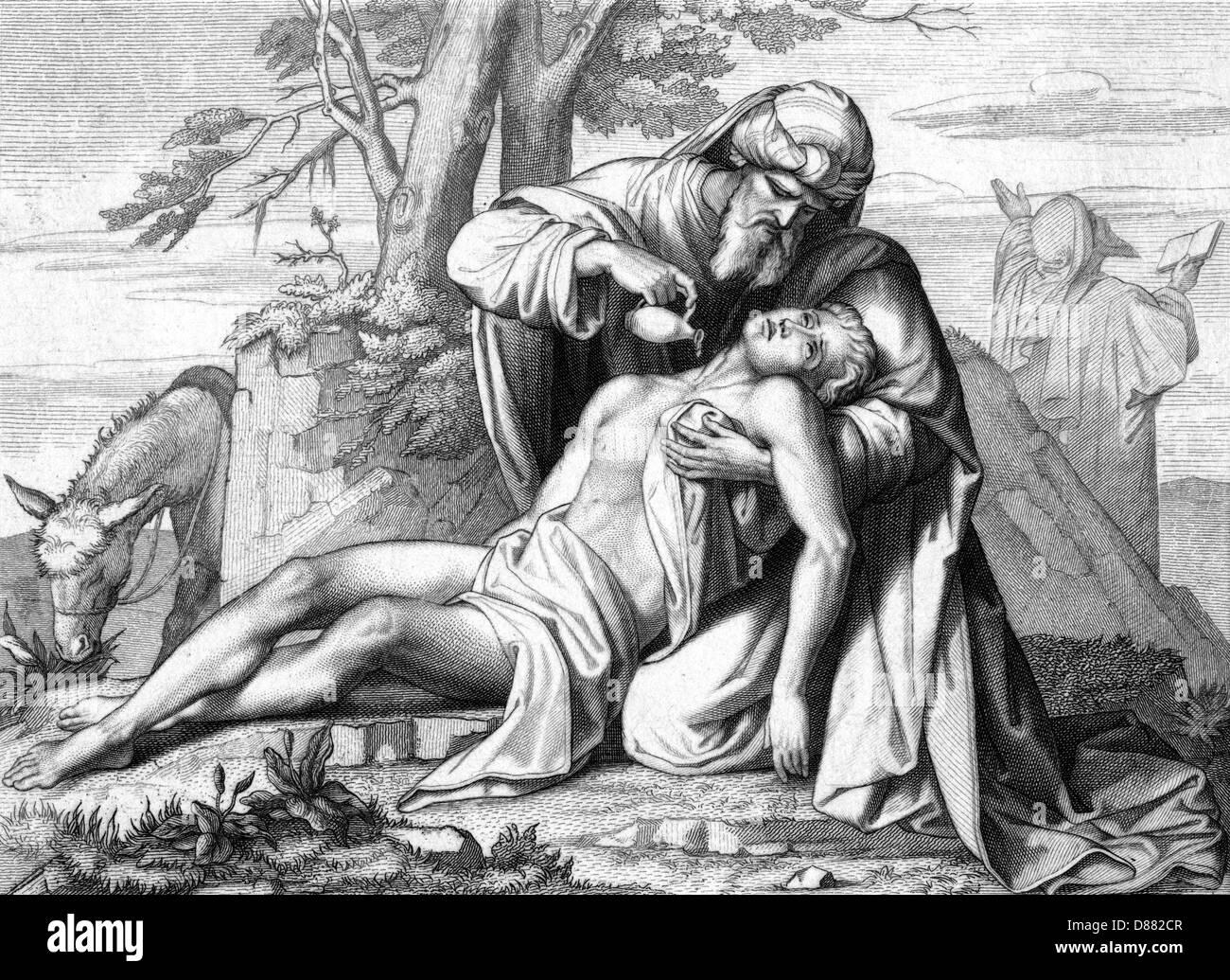 parable good samaritan stock photo royalty free image 56725895