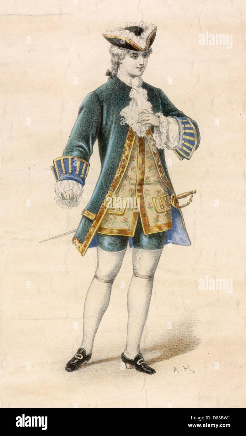Aristocrat Male Fashion