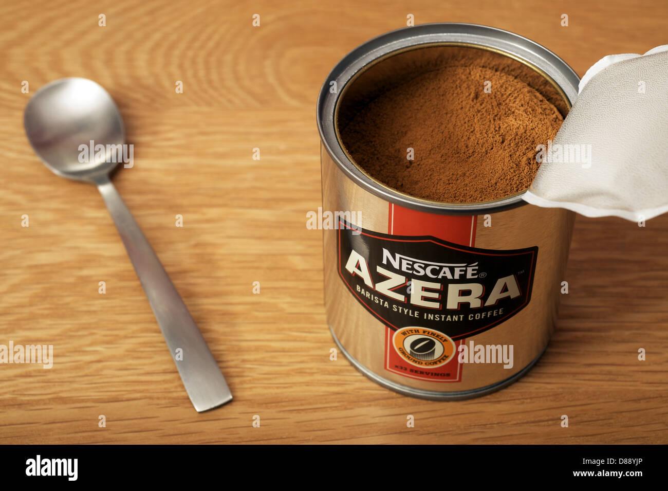 how to make nescafe espresso instant coffee