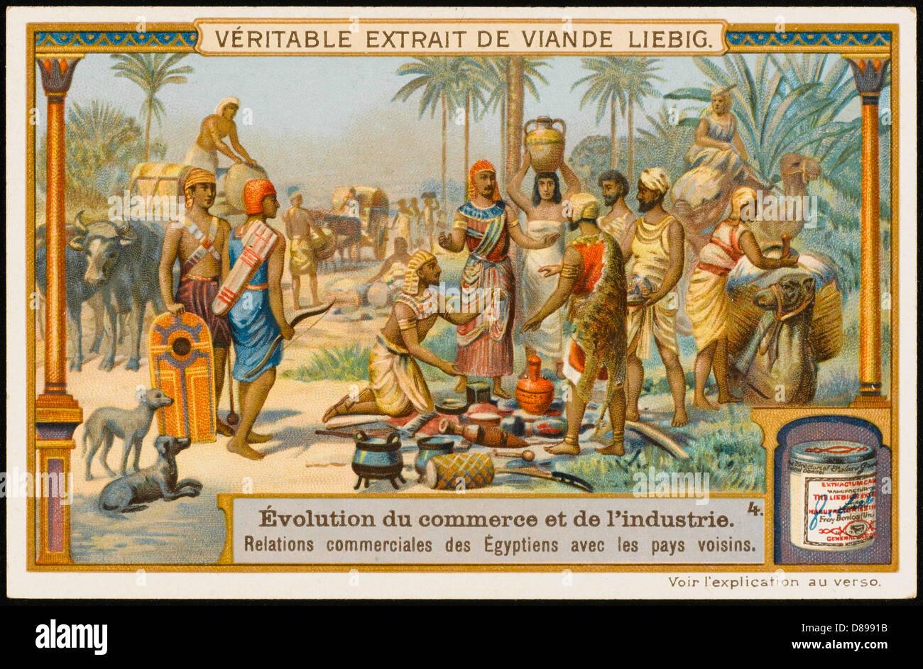 Trade Ancient Egypt Stock Photo, Royalty Free Image: 56753015 - Alamy