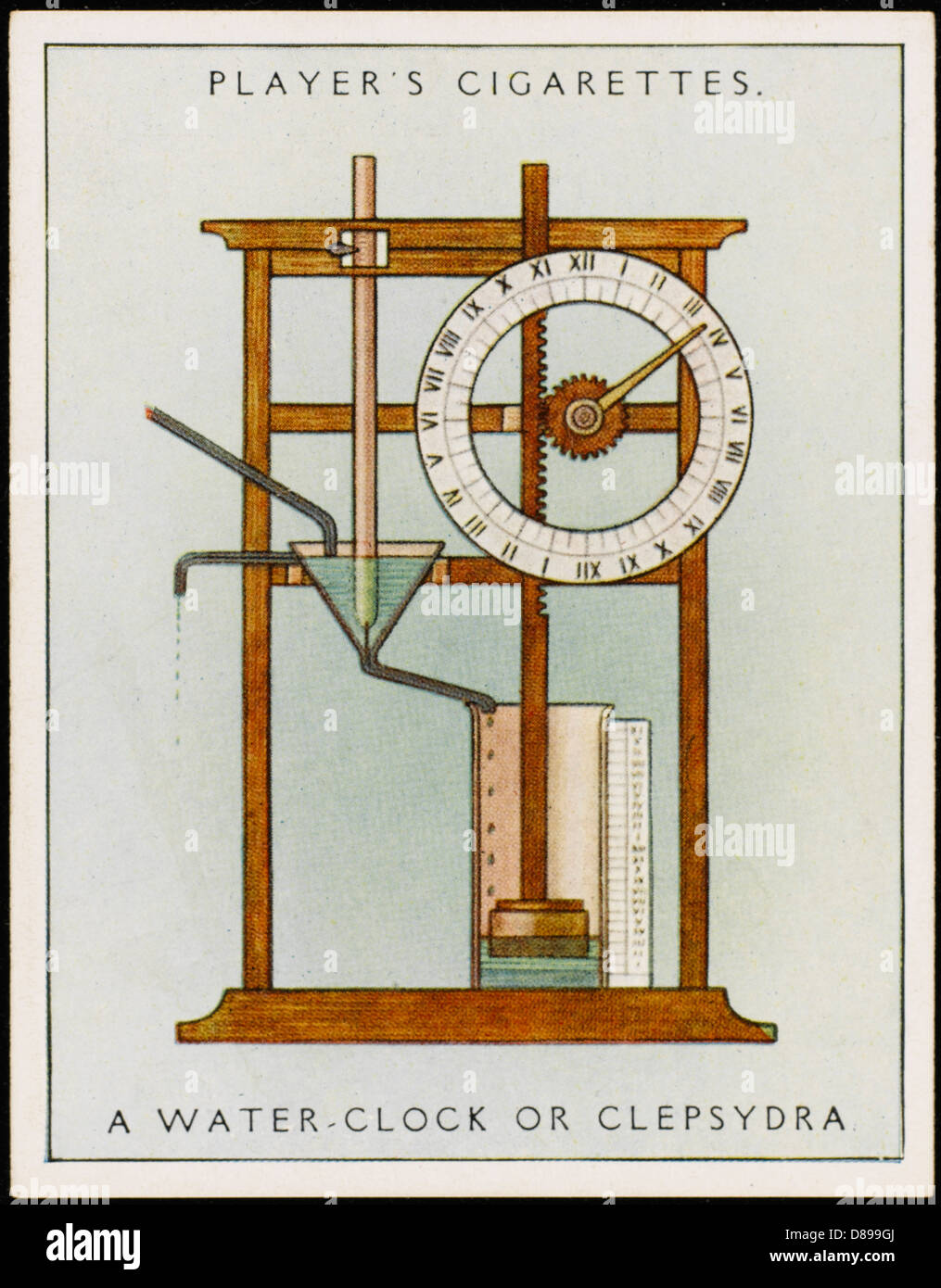 a history of clepsydra a water clock Mla format george arents collection, the new york public library a water-clock or clepsydra the new york public library digital collections.