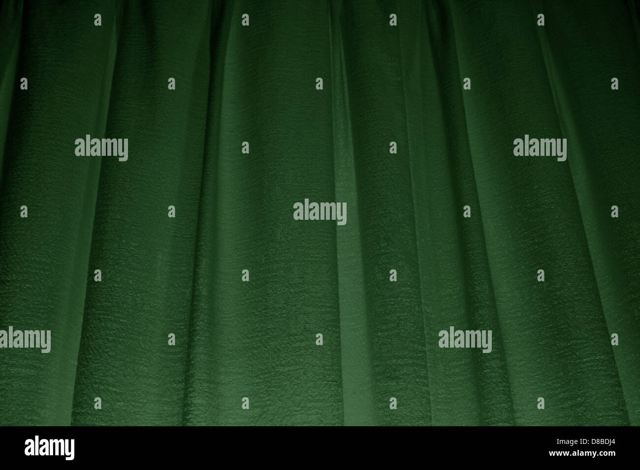 Forest green curtains texture stock photo royalty free for Forest green curtains drapes