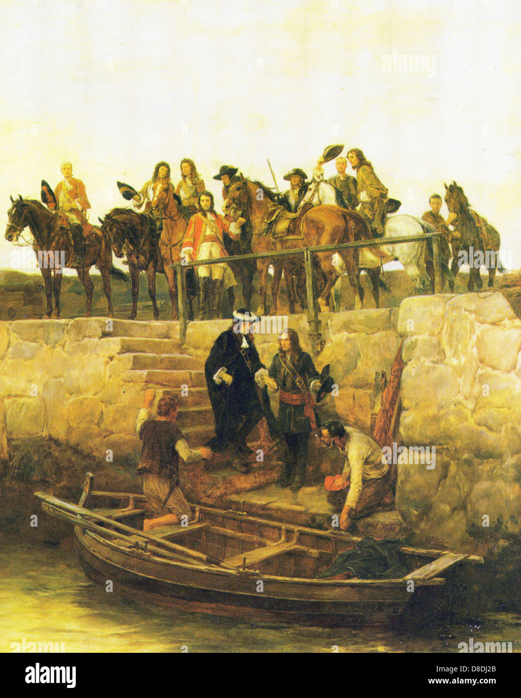 an introduction to the life of king james ii How long was the life of david why was he made israel's king while saul was still alive the life of king david  introduction adam - noah - abraham.