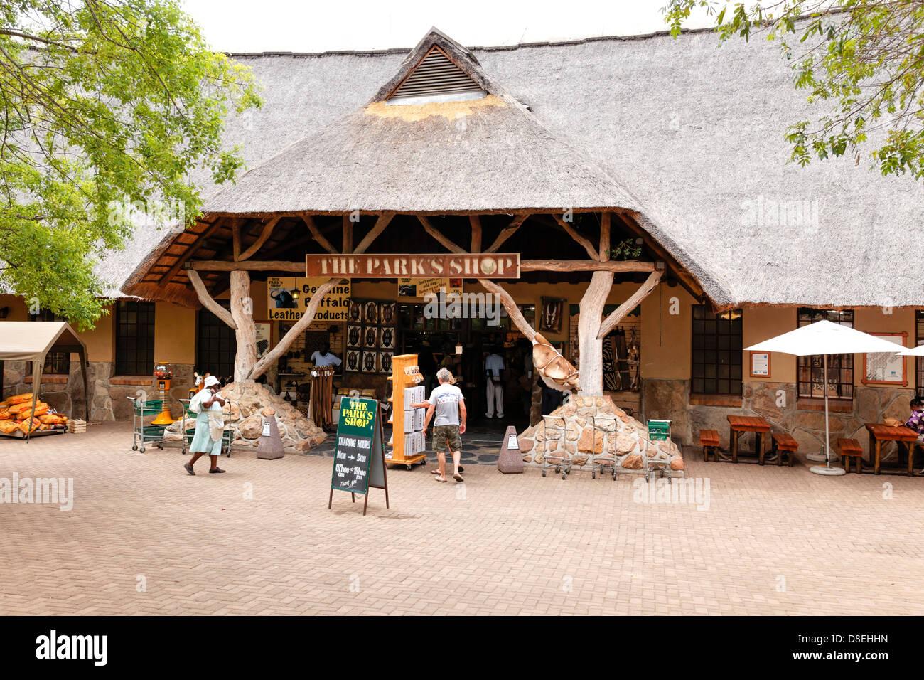 Skukuza South Africa  city photos gallery : ... Photo Skukuza rest camp park shop Kruger National Park South Africa