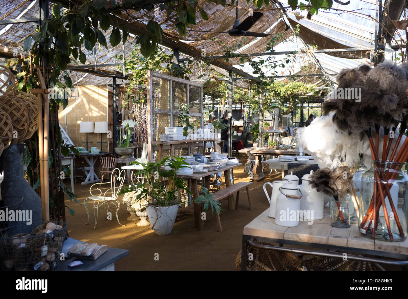 Petersham nurseries a plant nursery tearoom and cafe in for British house store
