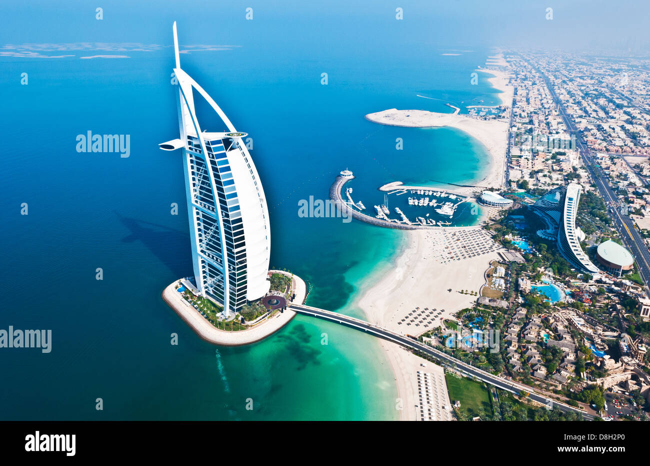 Worlds only 7 star hotel in dubai uae called the burj al for The seven star hotel in dubai