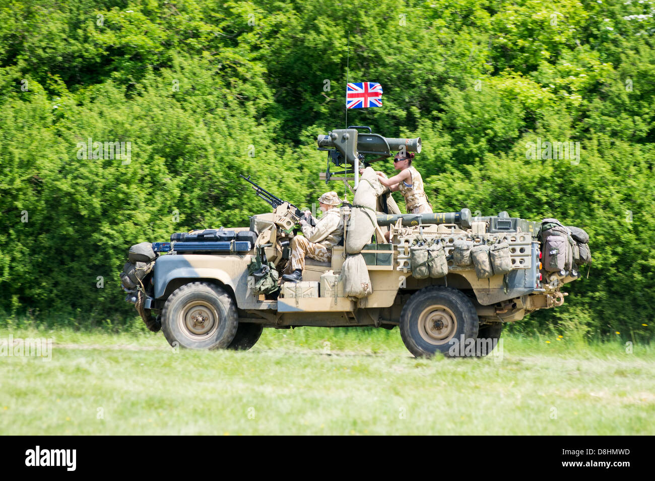 Army Landrovers Autos Post