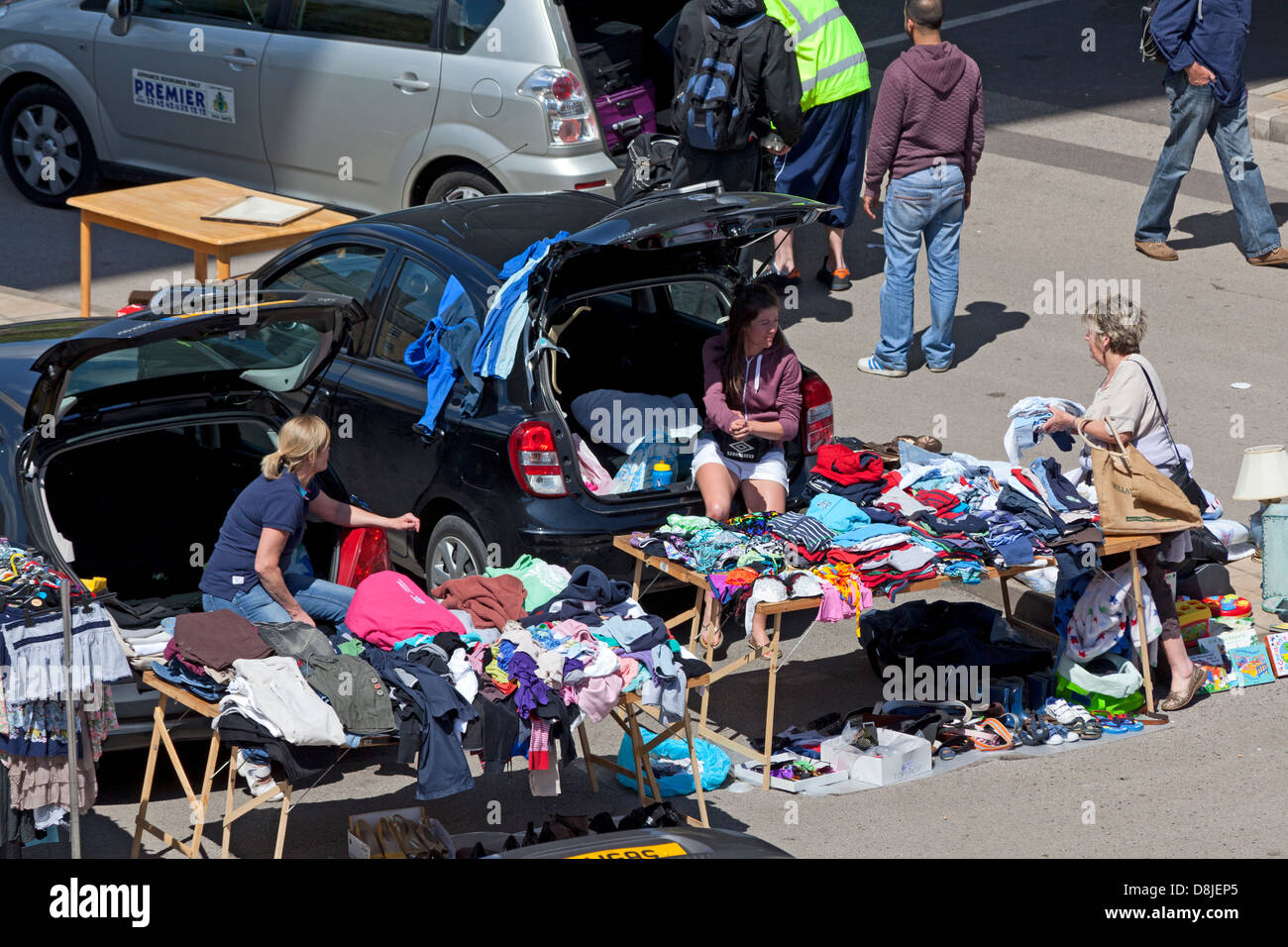 Car boot sale halifax west yorkshire