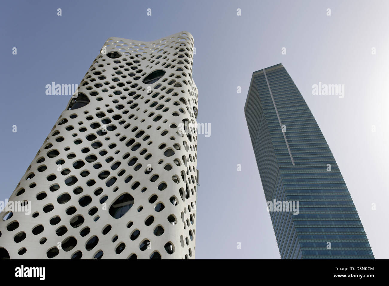 Ubora Tower And O 14 Office Tower, Dubai, United Arab Emirates