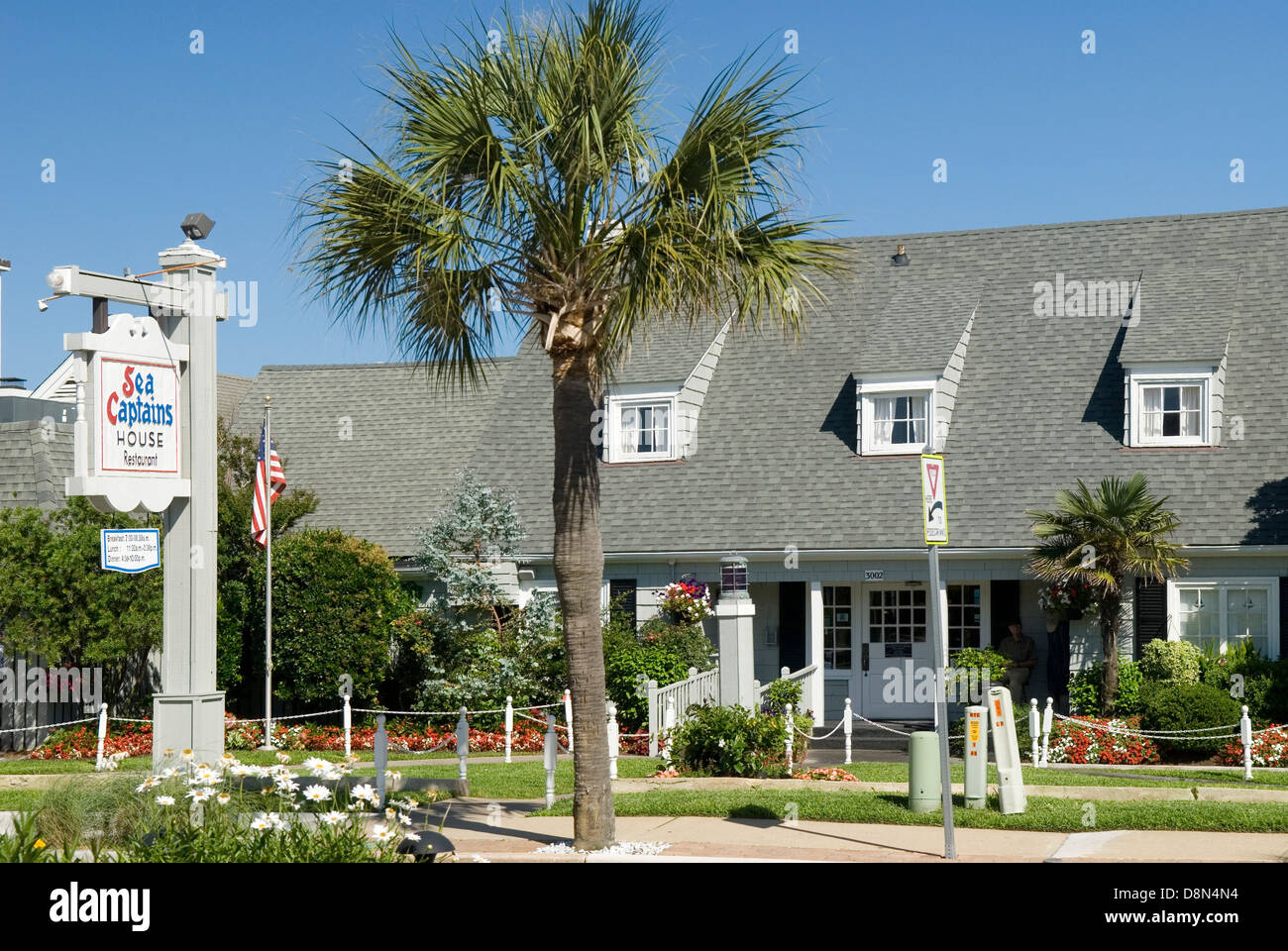 Sea Captain 39 S House Restaurant Myrtle Beach South Carolina