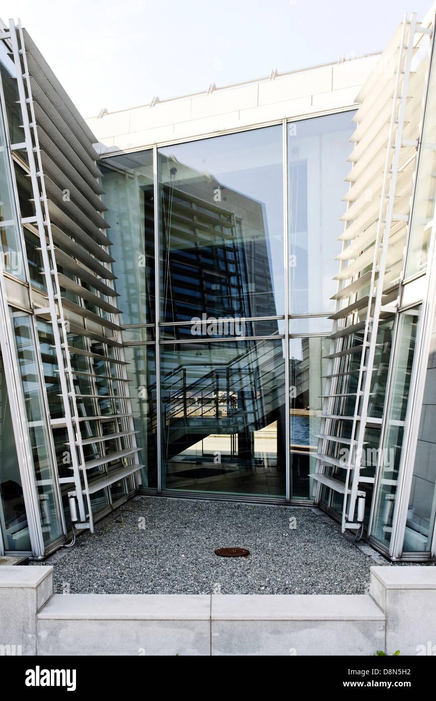 Modern Architecture Europe modern architecture, vesterbro, sydhavnen, copenhagen, denmark