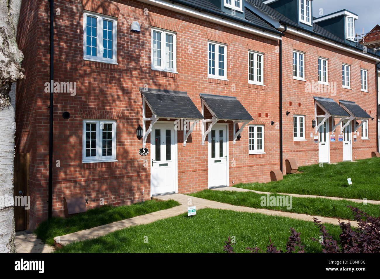 New house build housing estate reading berkshire south for New homes to build