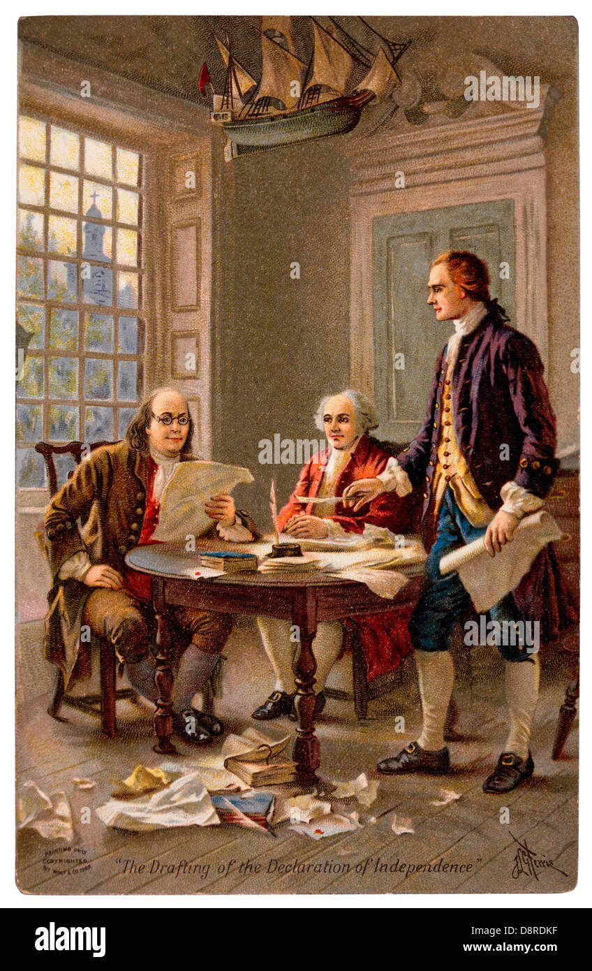 the birth of liberty the declaration of independence by thomas jefferson Jefferson and the declaration of independence overview in early may, 1776, jefferson traveled to philadelphia to be a delegate to the second continental congress.