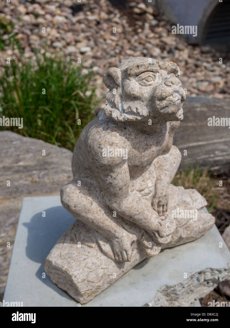 Scenic Stone Carving Garden Stock Photos  Stone Carving Garden Stock  With Entrancing Stone Monkey Statue In Edmonton Chinese Garden  Stock Image With Extraordinary How To Attract Hedgehogs To Your Garden Also Black Garden Spider In Addition Nail Salons Covent Garden And Garden Storage Nz As Well As Garden Fountain Additionally Garden Show From Alamycom With   Entrancing Stone Carving Garden Stock Photos  Stone Carving Garden Stock  With Extraordinary Stone Monkey Statue In Edmonton Chinese Garden  Stock Image And Scenic How To Attract Hedgehogs To Your Garden Also Black Garden Spider In Addition Nail Salons Covent Garden From Alamycom
