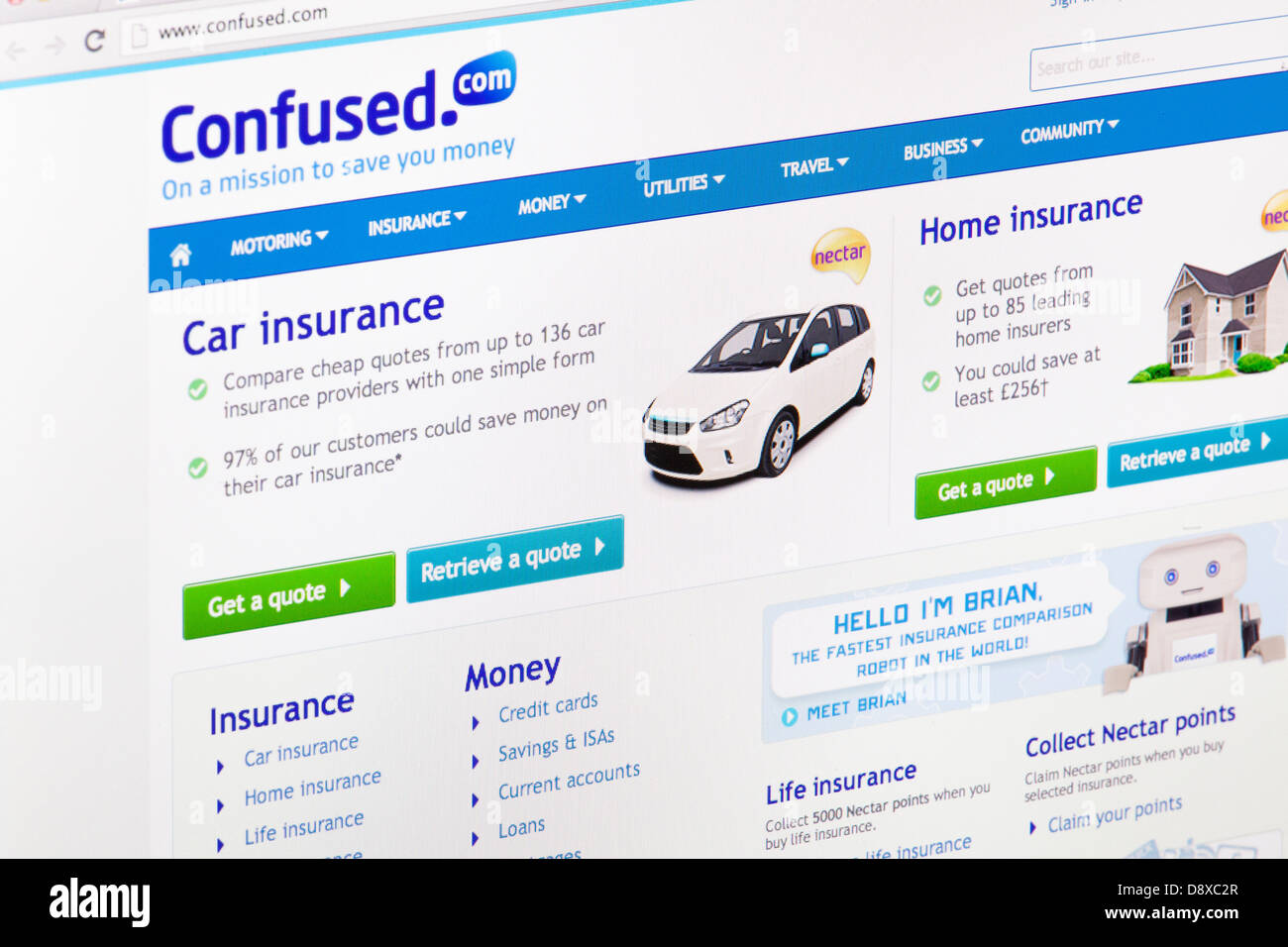 Compare Auto Insurance Quotes Car Insurance Comparison