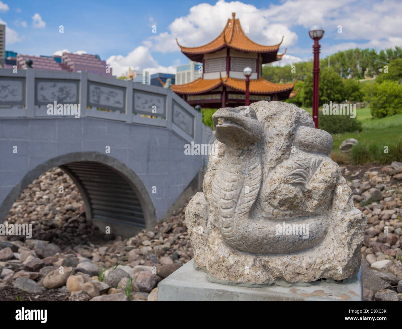Pleasant Stone Carving Garden Stock Photos  Stone Carving Garden Stock  With Lovable Stone Snake Statue In Edmonton Chinese Garden  Stock Image With Amazing Wartime Kitchen And Garden Also Cat Safe Garden In Addition Textoline Garden Furniture And Wyevale Garden Centre Rugeley As Well As Canton Garden Additionally Garden Snail Facts For Kids From Alamycom With   Lovable Stone Carving Garden Stock Photos  Stone Carving Garden Stock  With Amazing Stone Snake Statue In Edmonton Chinese Garden  Stock Image And Pleasant Wartime Kitchen And Garden Also Cat Safe Garden In Addition Textoline Garden Furniture From Alamycom