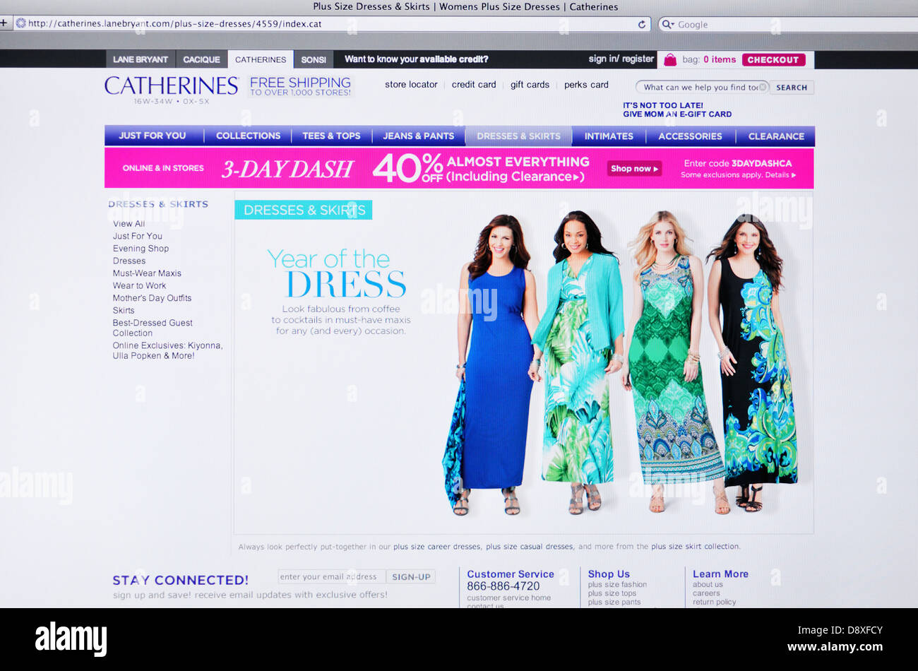 Lane Bryant Stock Photos & Lane Bryant Stock Images - Alamy