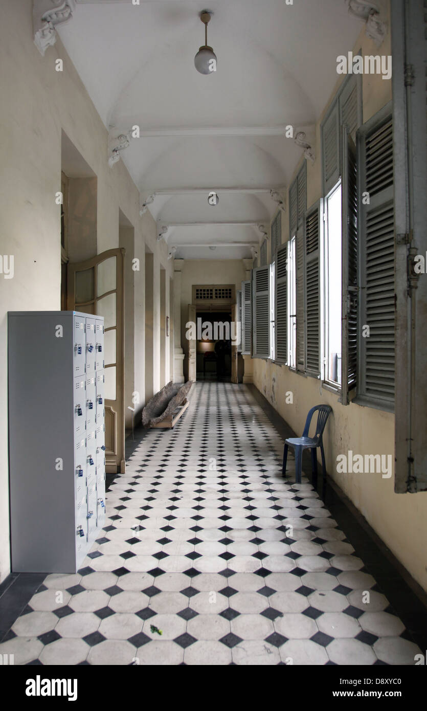 What is ceiling tile made of choice image tile flooring design ideas its a photo of a corridor that is ending to a door or to a room dailygadgetfo Choice Image
