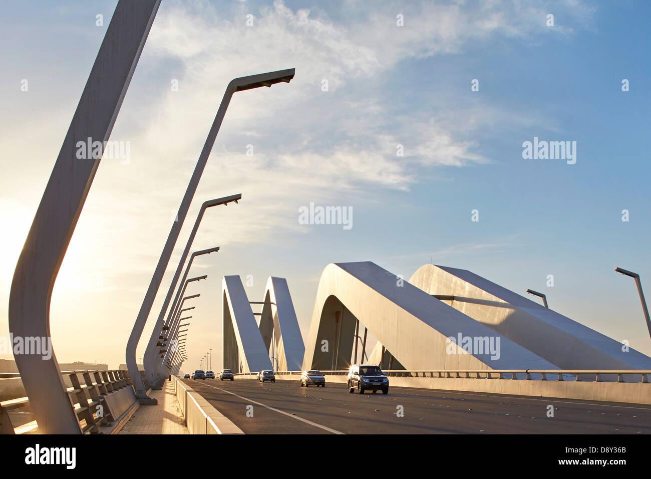 Sheikh Zayed Bridge, Abu Dhabi, Abu Dhabi, United Arab ...
