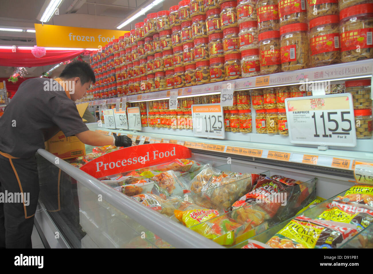 Ethnic Food Grocery Stores