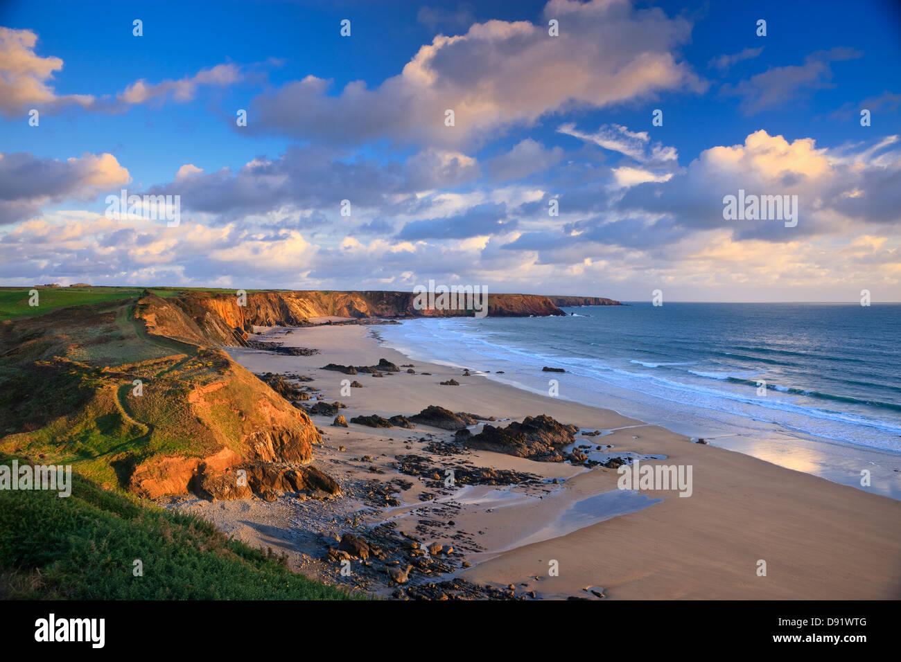 Pembrokeshire Wales St Brides Bay 53