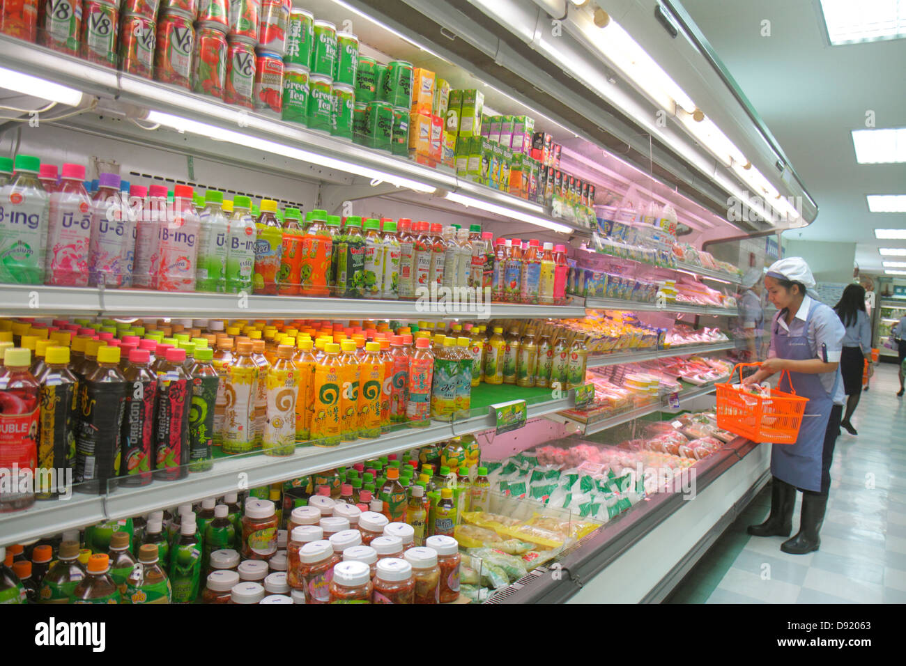 Bangkok Thailand Pathum Wan Rama 1 Road MBK Center centre ...