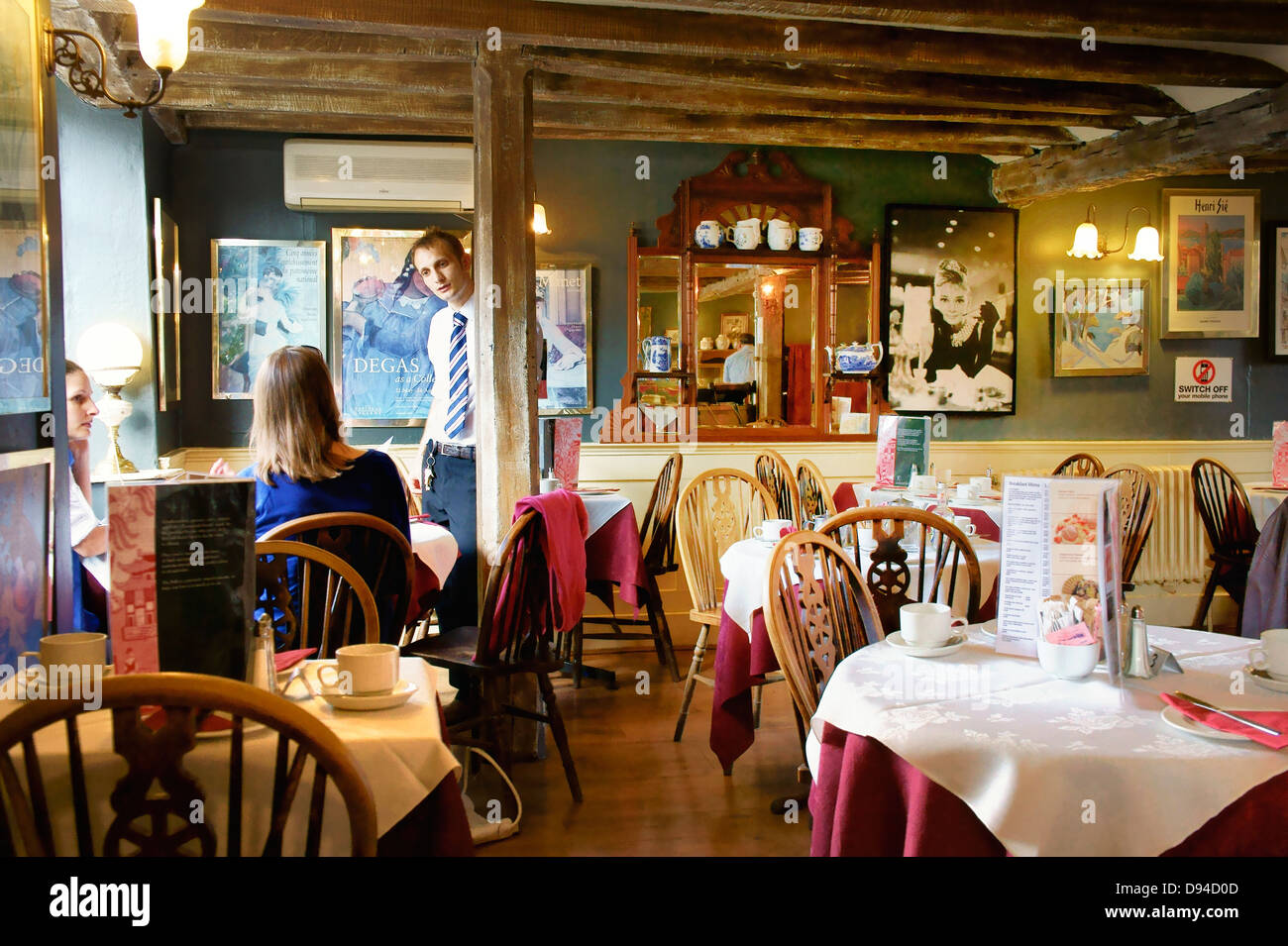 The Polly Tea Room