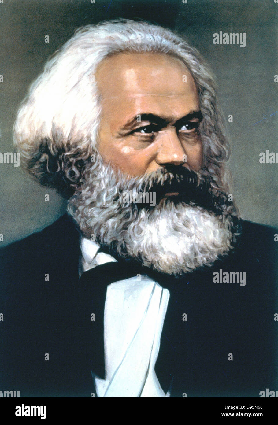 karl marx set the wheels of modern communism and socialism in motion