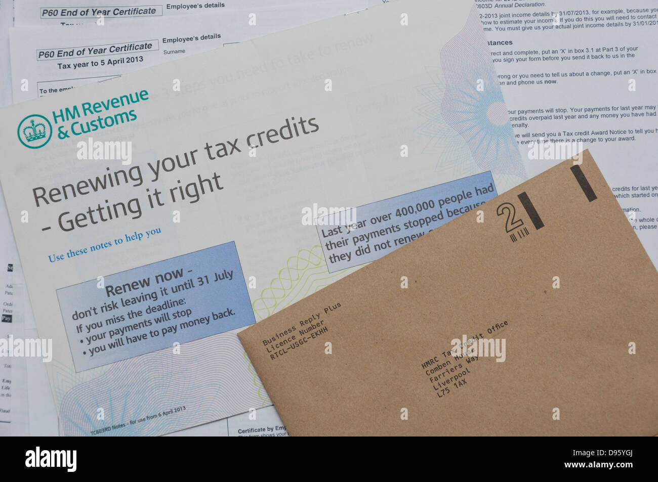 Revenue and customs changes