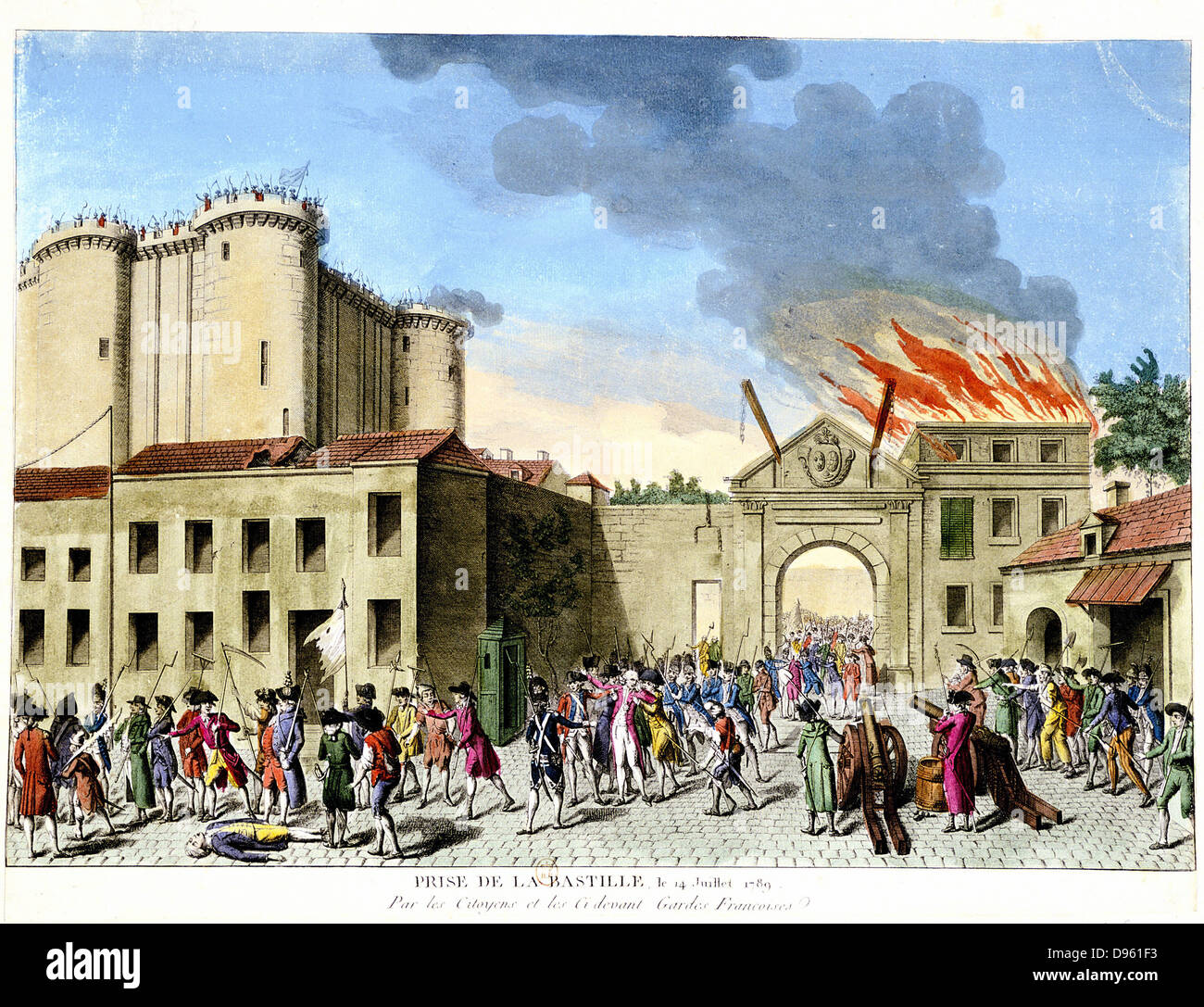 the bastille and the french revolution A short summary of history sparknotes's the french revolution (1789–1799) this free synopsis covers all the crucial plot points of the french revolution (1789–1799)  the bastille and.