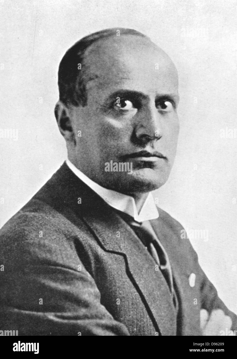 a biography of benito mussolini the dictator Every anarchist is a baffled dictator - benito mussolini quotes from brainyquotecom.