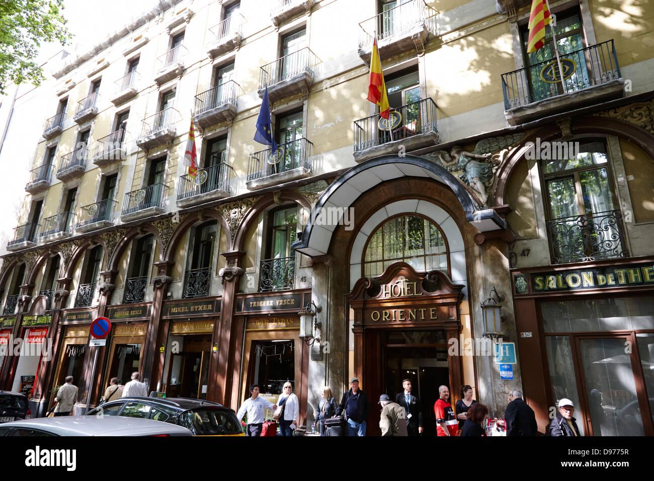 Hotel Catalonia Ramblas Spa