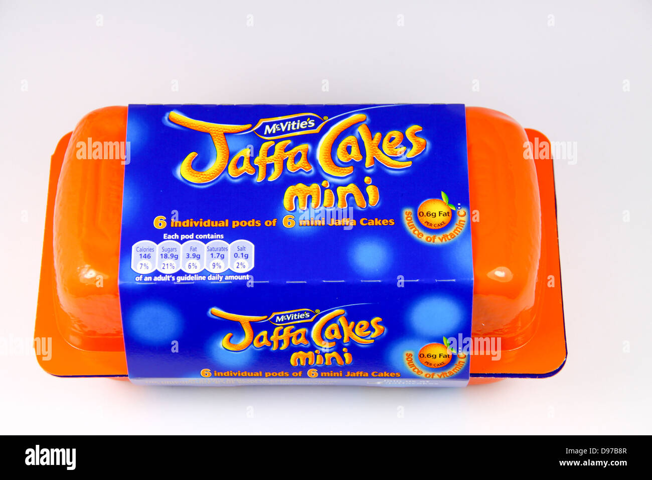Box Jaffa Cake Calories