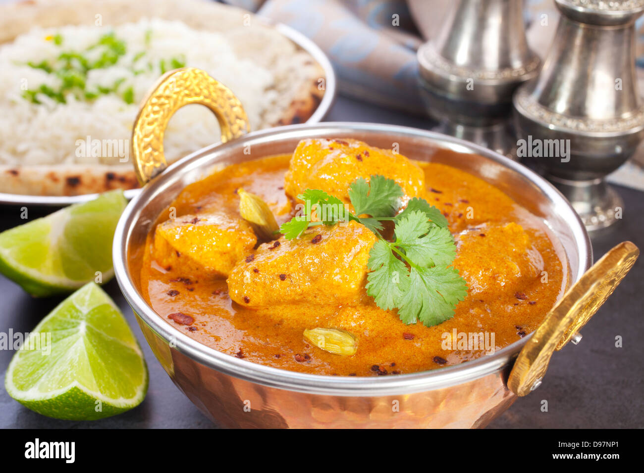 Butter Chicken Curry - favourite Indian meal, butter ...