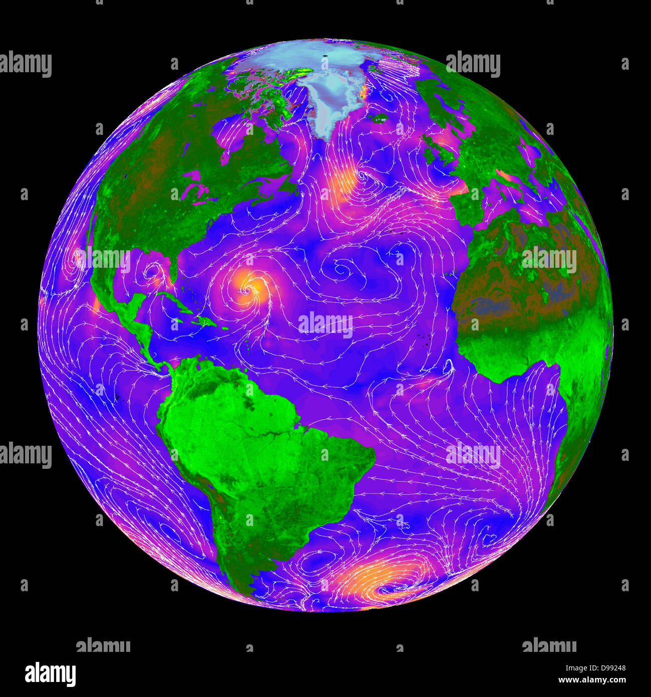 Global Radar Measurements In Clear Sky And Through Clouds The - Global weather radar