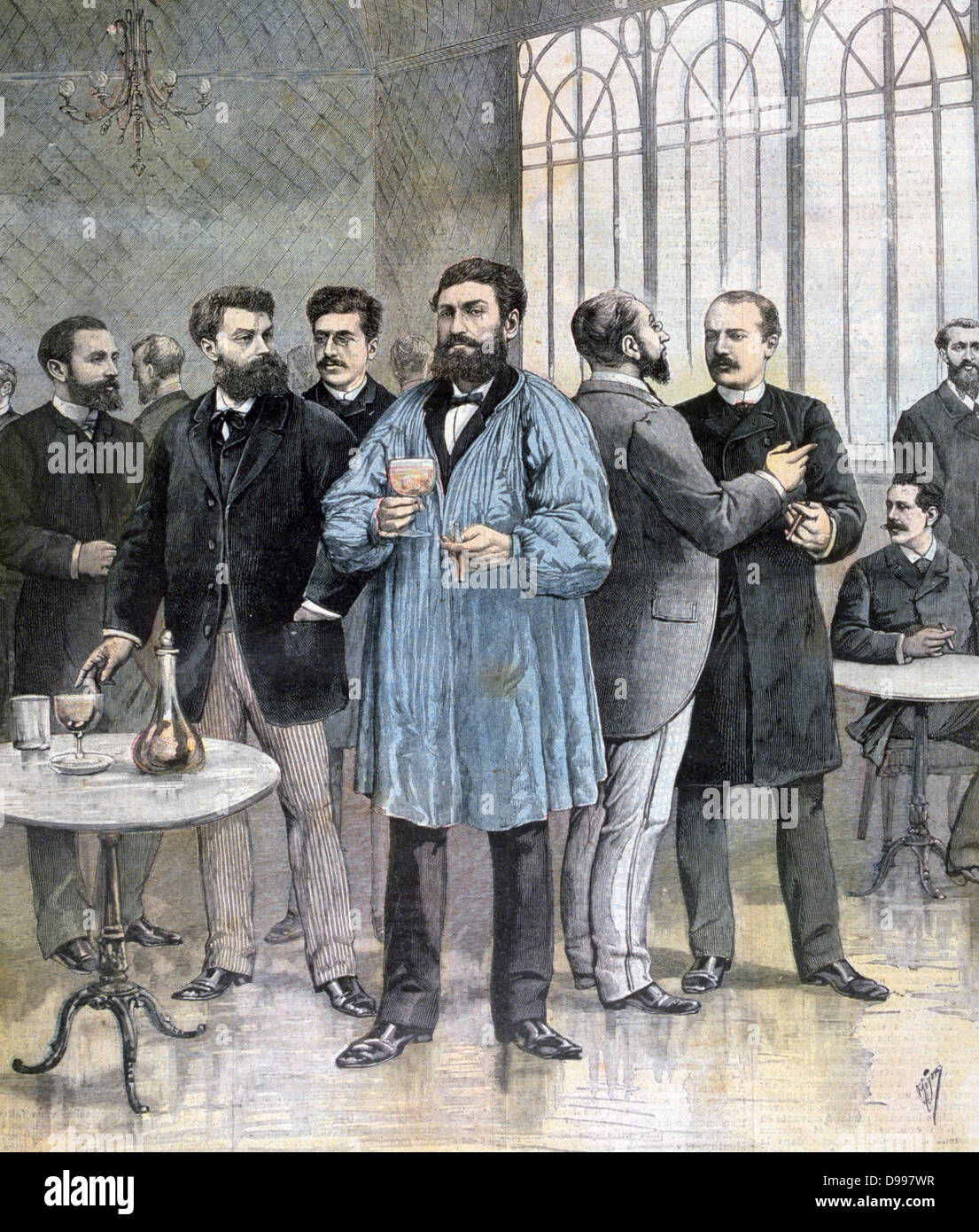 Members of the chamber of deputies of france for French chamber