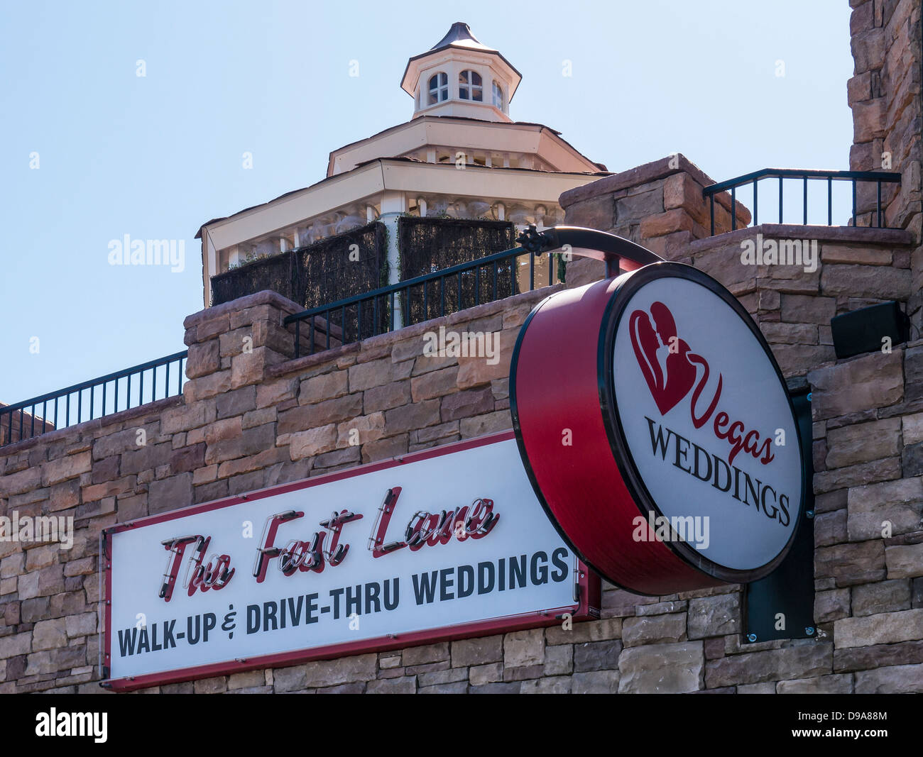 las vegas wedding chapel the fast lane