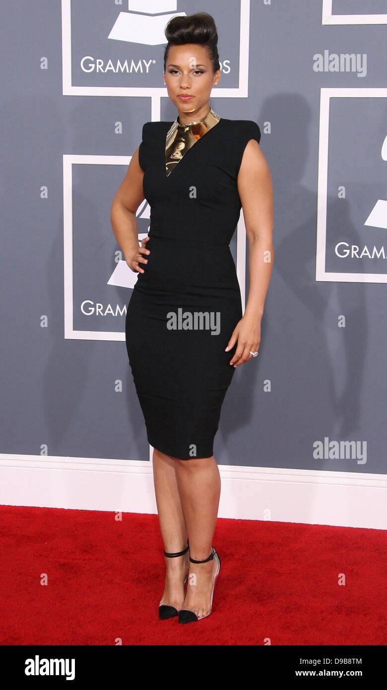 54Th Annual Grammy Awards Simple Alicia Keys 54Th Annual Grammy Awards The  Grammys 2012 . Inspiration