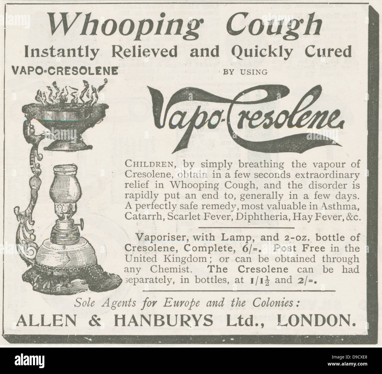 allersearch warm steam vaporizer instructions