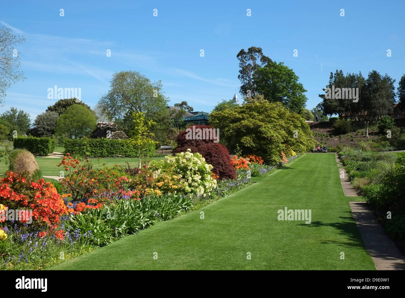 uk cheshire ness botanic gardens stock photo royalty free image 57471037 alamy